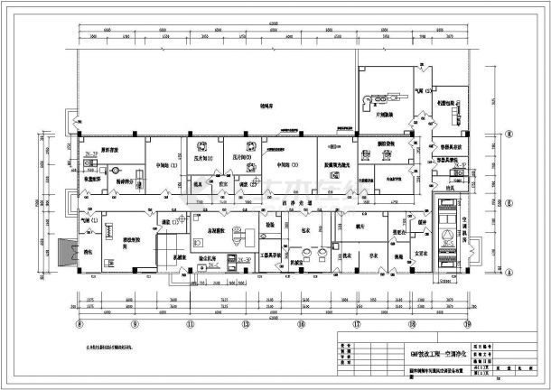 药厂GMP工程设计方案图-图二