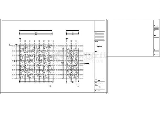 现代欧式风格住宅楼全套施工cad图(附实景照片)-图二