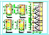 某高层住宅cad建筑设计施工图-图一