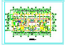 某高层住宅cad建筑设计施工图-图二