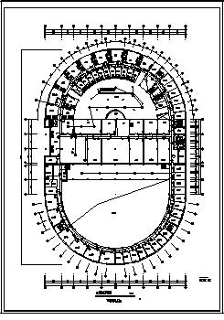 宾馆弱电系统设计_某五层带地下室休闲宾馆弱电系统设计cad图纸-图一