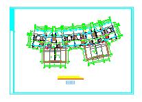 南方某高层住宅小区建筑全套施工图纸(A栋1)-图一
