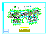 南方某高层住宅小区建筑全套施工图纸(A栋1)-图二