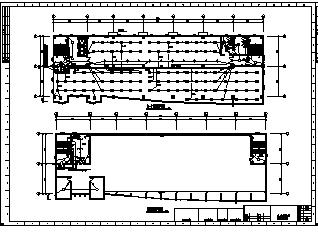 某十层办公大楼全套电气施工cad图(含照明配电,火灾自动报警及消防联动控制系统设计)-图一