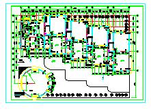 幼儿园建筑设计图纸(含设计说明)-图二