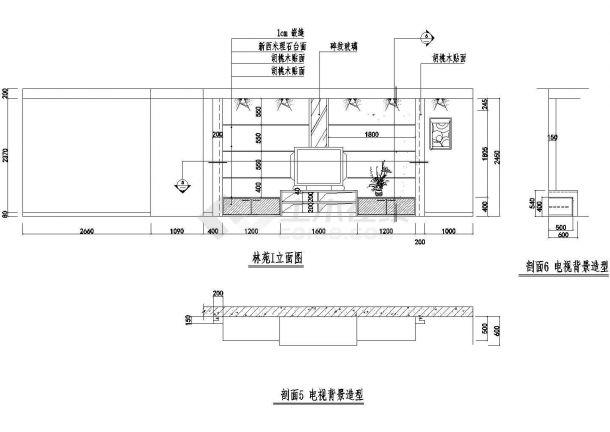【苏州】某精品高档小区多层住宅楼全套建筑施工设计图-图二