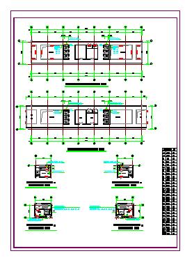 [山东]高层办公楼空调通风及防排烟系统设计施工图纸(大院出品采暖设计)-图一