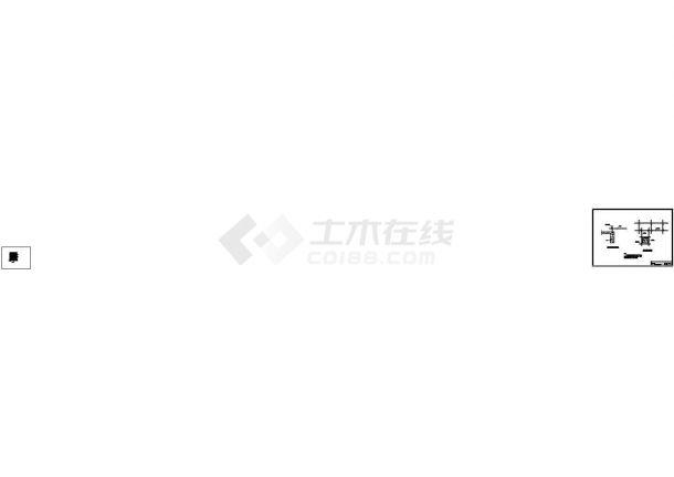 上海某商业中心模板安全专项施工方案-图一