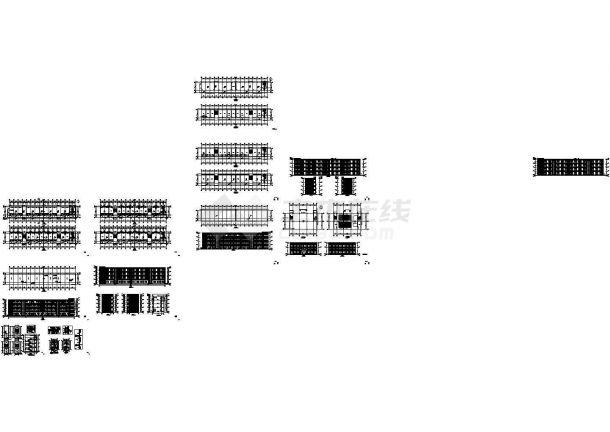 土木工程毕业设计_办公楼设计_[毕业设计]江苏办公楼建筑工程招标文件及投标文件(附图纸 施组 报价)-图一