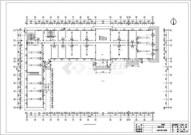 某办公楼空调设计-图二