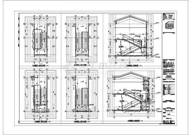 00-某幼儿园建筑设计施工图全-图二