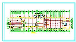 7层制粉厂房建筑施工图纸-图二
