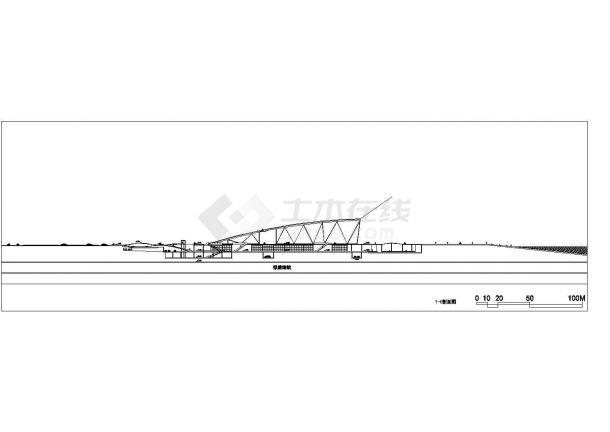 [方案][天津]某超五星酒店建筑设计文本(知名建筑师设计)VIP-图一