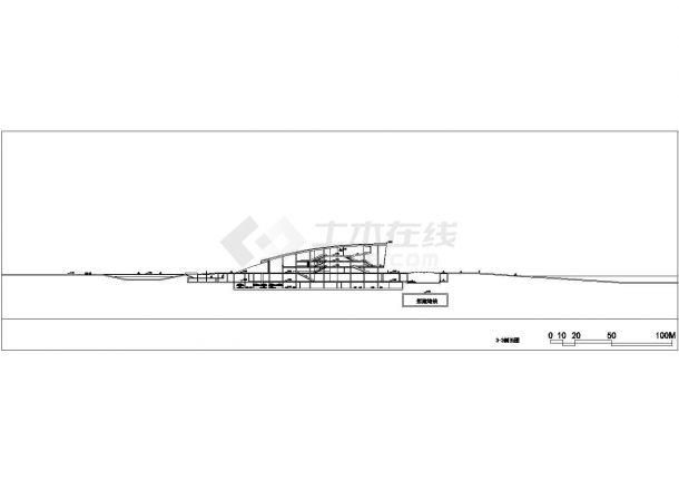[方案][天津]某超五星酒店建筑设计文本(知名建筑师设计)VIP-图二