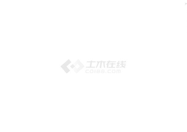 四川省乐山市某水电站厂房及冲砂闸工程施工组织设计-图一