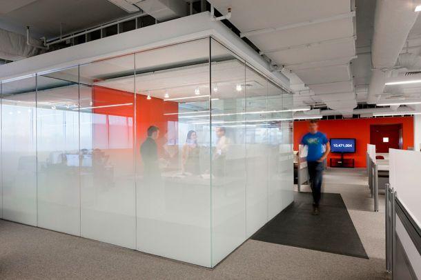 ACTWO建筑师设计总部设皮艇设计实景图-图一