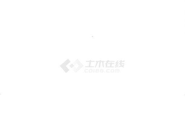 商业地下锅炉空调通风排烟系统暖通施工图(内设燃气锅炉及热交换器)-图一