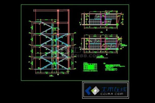 经典楼梯设计设计图-图一