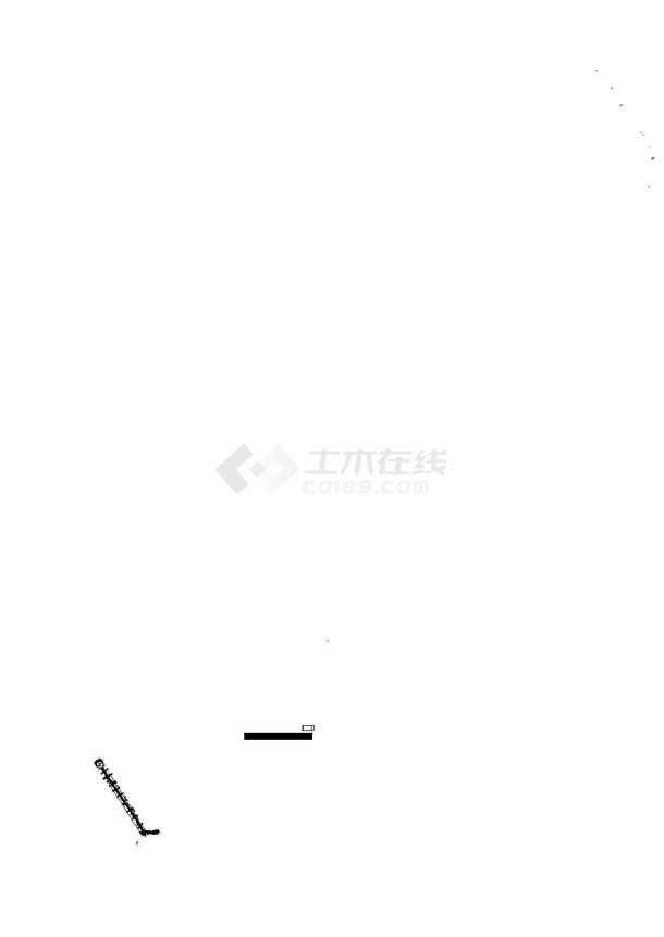 某市政电气地下通讯管道工程设计cad电气施工图纸(含详细电气设计说明,53图)-图一