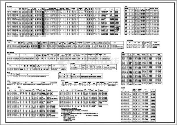 某医院手术部净化工程设计图纸(大样图多)-图二