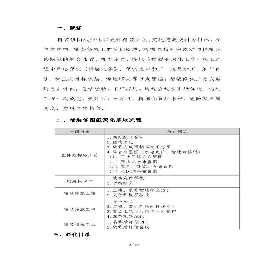 碧桂园集团精装修图纸深化指引(2018试行版).pdf-图二