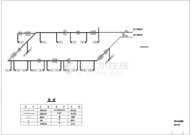 火力发电厂循环水泵房采暖通风设计方案-图二