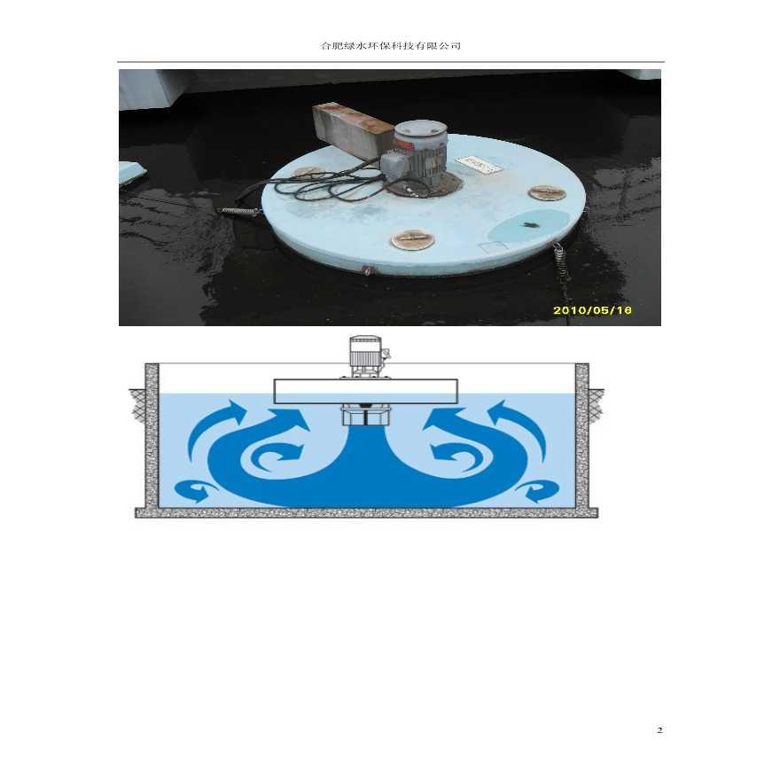 几种通用的环保污水处理设备的技术参数和外形图像-图二