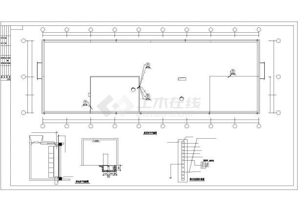 【江苏省】常州市厂房电气设计图纸-图一