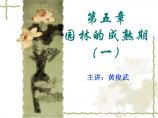 中国古典园林史-第五章 成熟期(一)图片1