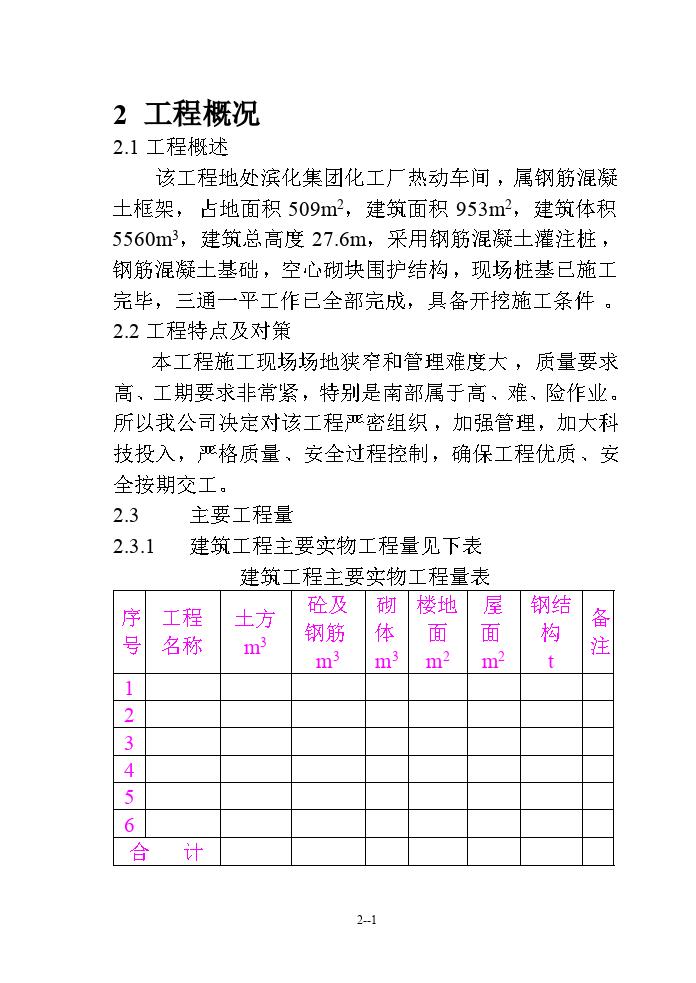 滨州锅炉房工程施工设计图片1