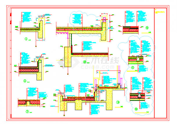 上海最新的五星酒店四季酒店建筑、景观施工图(含3D模型及效果图)-图一