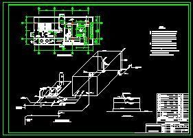 某消防水箱及消防增压稳压设备设计图-图一