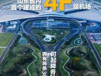 青岛胶东国际机场转场在即
