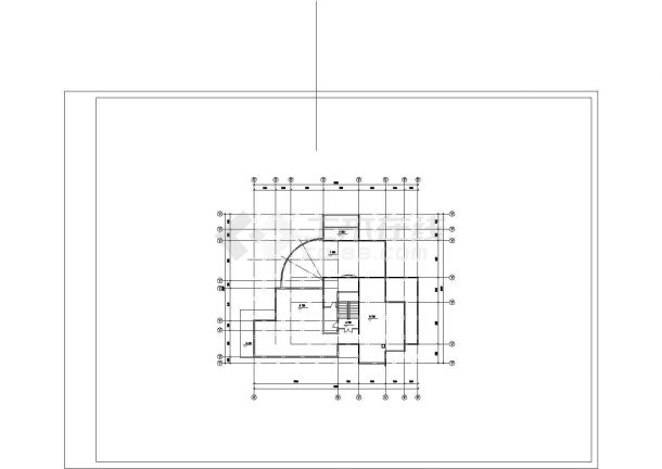 精美别墅建筑设计图纸(含效果图、3D模型图纸)-图一
