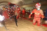 痛心!珠海隧道透水事故14人全部遇难,全省危大工程全面停工排查!