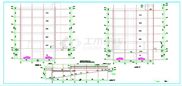 溴化锂吸收式制冷机组三联供暖通设计图-图二