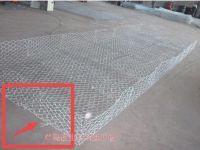 生态石笼护坡@中建生态石笼护坡网防护效果