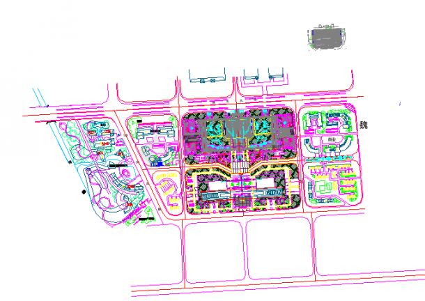 [河南许昌]城市公园园林植物配置设计施工图-图二