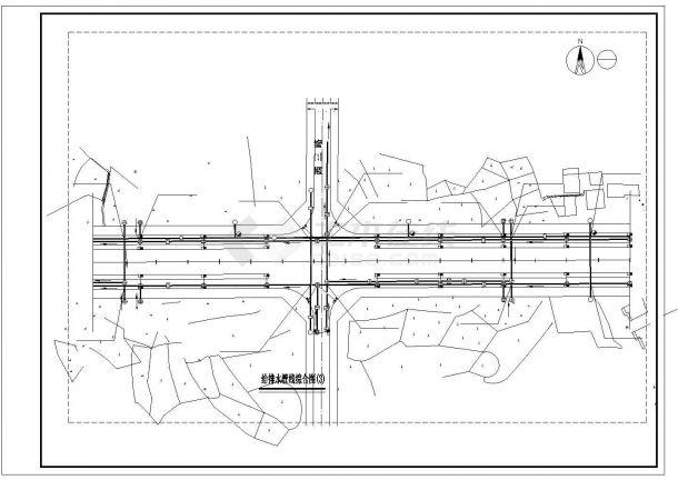 某城市环路市政给排水施工图-图二