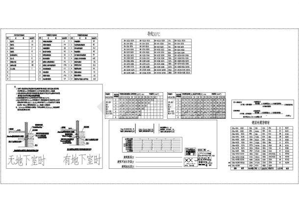 建筑电气整理合集之电气图块-图一