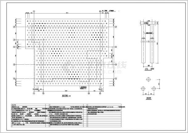 26层高层全现浇钢筋混凝土剪力墙结构住宅楼结构设计图-图一