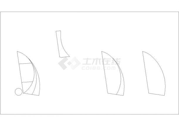 [方案][广州]某公共设施复建房建筑设计方案及模型和实景照片(另包括详细参考资料)-图一