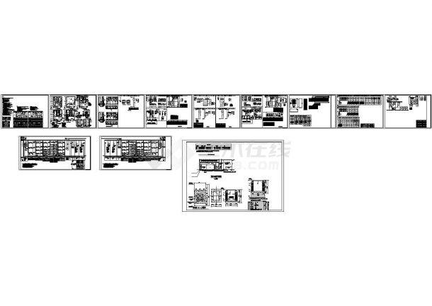 景泰街道西诸小学配电房--电气-图一