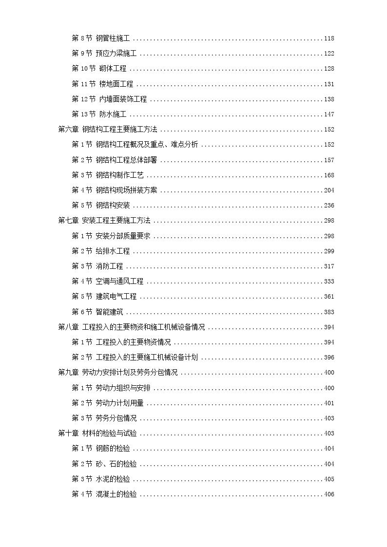 武汉某大剧院工程施工组织设计方案-图二