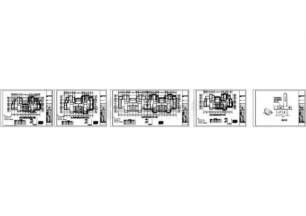 [安徽]工程项目吊篮施工方案(25页,附图纸)-图一
