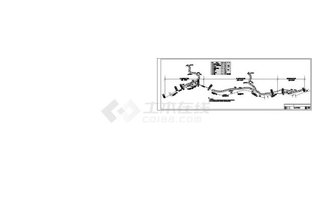 广东省清连一级公路升级改造工程施工组织设计-图一