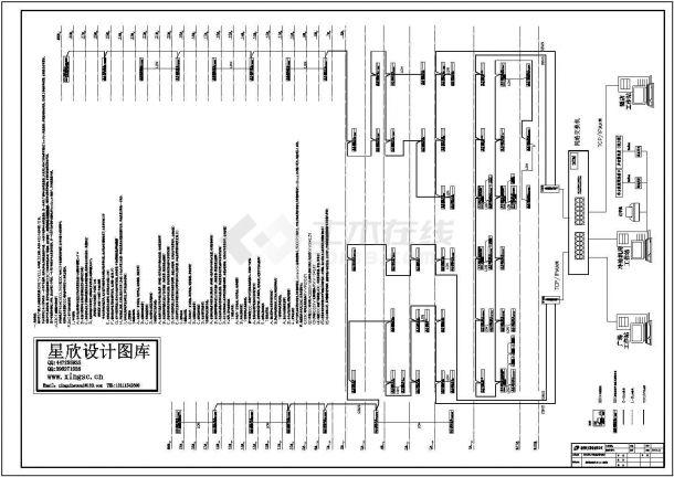 松江开元广场智能化弱电系统-图一