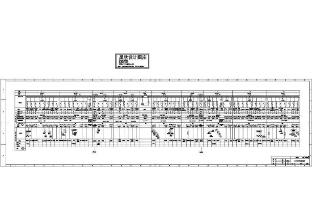 低压原理图设计CAD图09-图一