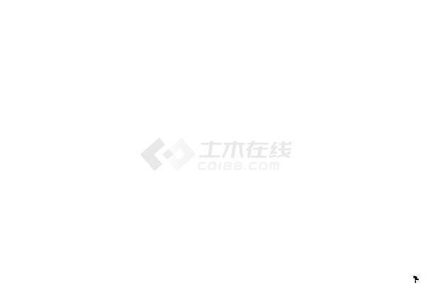 [东莞]高层办公楼多联机系统设计施工CAD图,含新风系统-图一