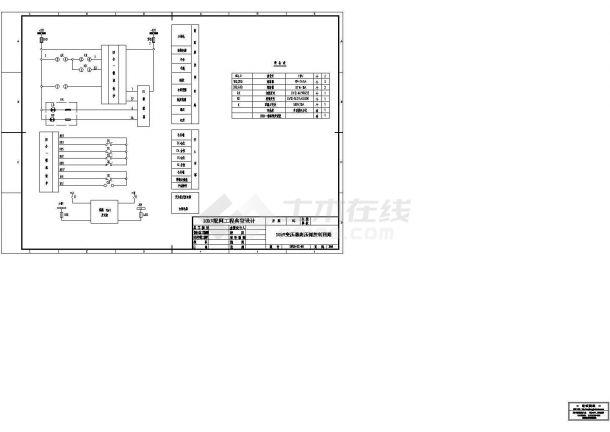 [广东]10kV配网工程电缆配电所典型设计图集(170张)-图二